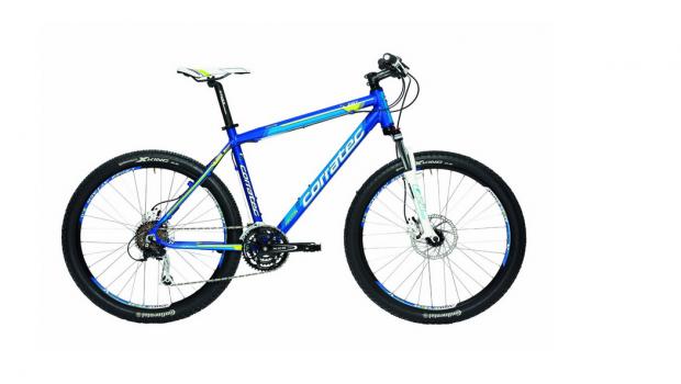 Corratec Mountainbike X-Vert Halcon Disc