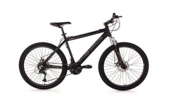 KS Cycling Fahrrad Mountainbike Hardtail Heed RH 53 cm Scheibenbremse
