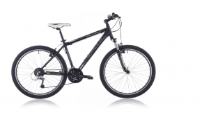 Serious Mountainbike Eight Ball black matt
