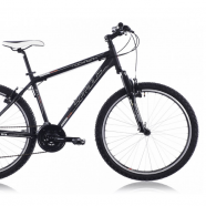 Serious Mountainbike Rockaway black matt