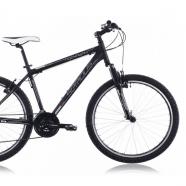 Serious Mountainbike Rockaway black matt