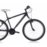 Serious Mountainbike Rockville black matt