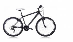 Serious Mountainbike Rockville black matt