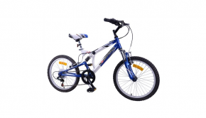 Woodworm BXI 20 Zoll Junior Mountainbike
