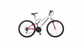 Woodworm GXI PRO Mountainbike 26 Räder
