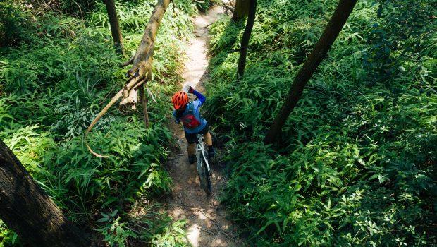 Mountainbiker Ernährung