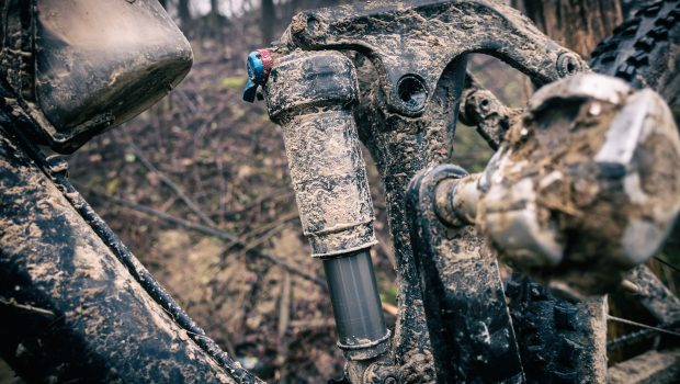 Mountainbike Pflege
